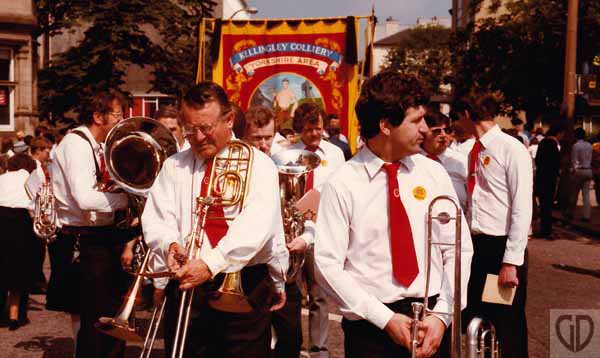June84 Kell Coll Band R GD