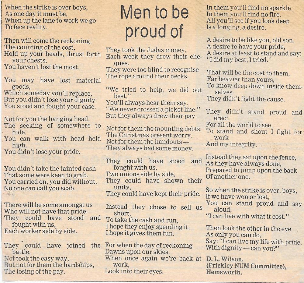 Men to be proud of