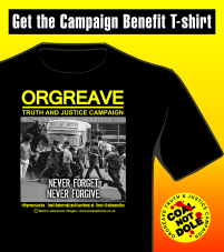 Oregreave Benefit T-Shirt