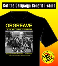 Oregreave Benefit T-Shirt
