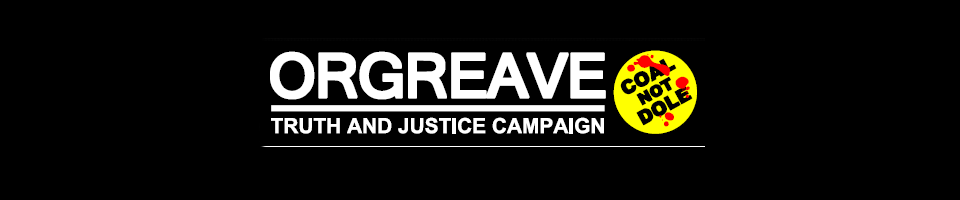 Orgeave Truth And Justice Campaign