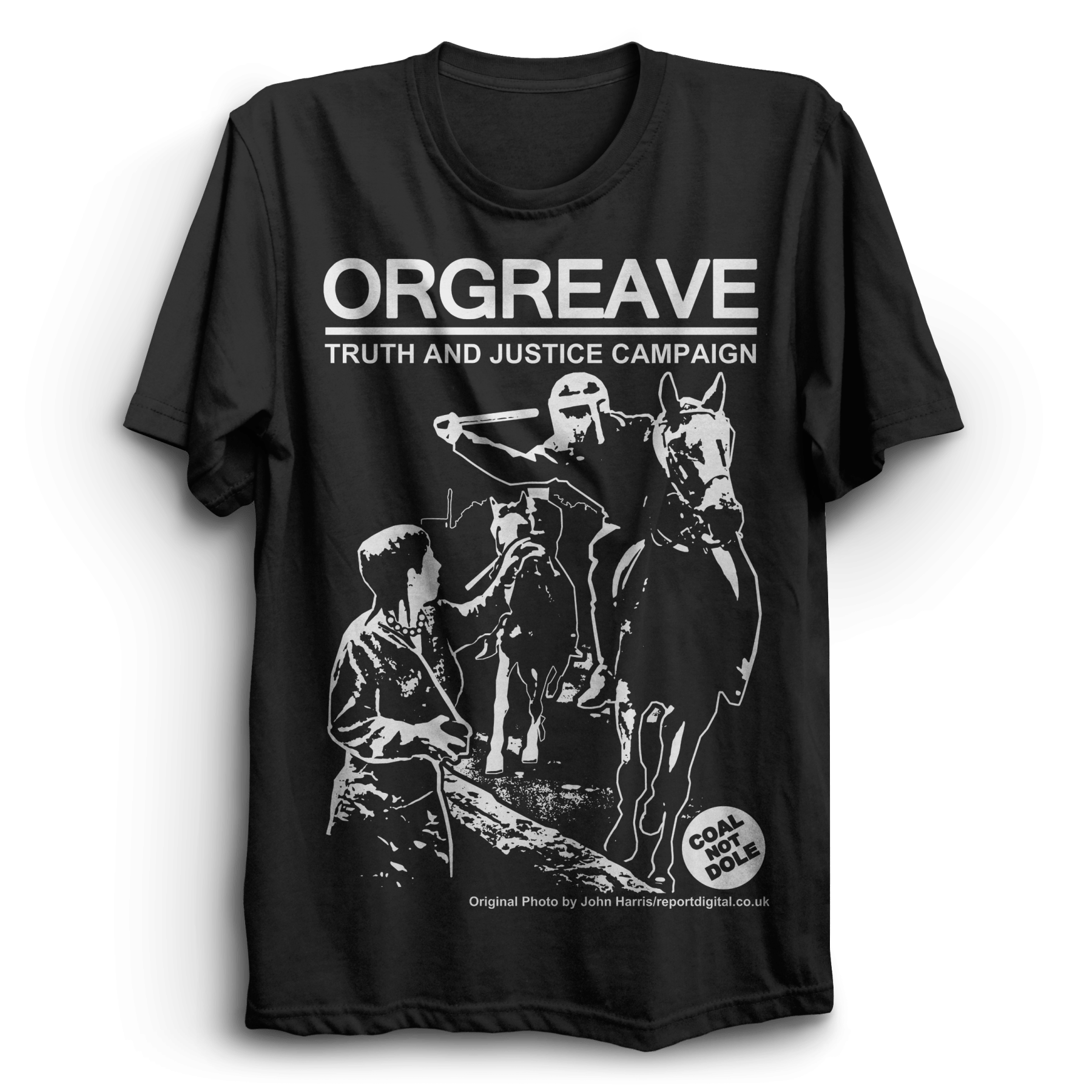 Orgreave T-Shirt